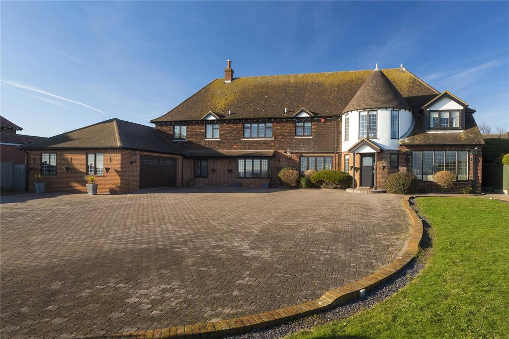 5 Bedrooms Detached House for sale in Cliff Promenade, Broadstairs, Kent