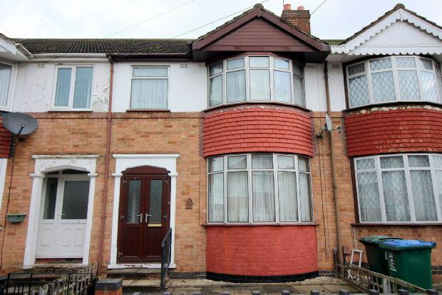 3 Bedrooms Terraced House for sale in Foxford Crescent, Aldermans Green, Coventry