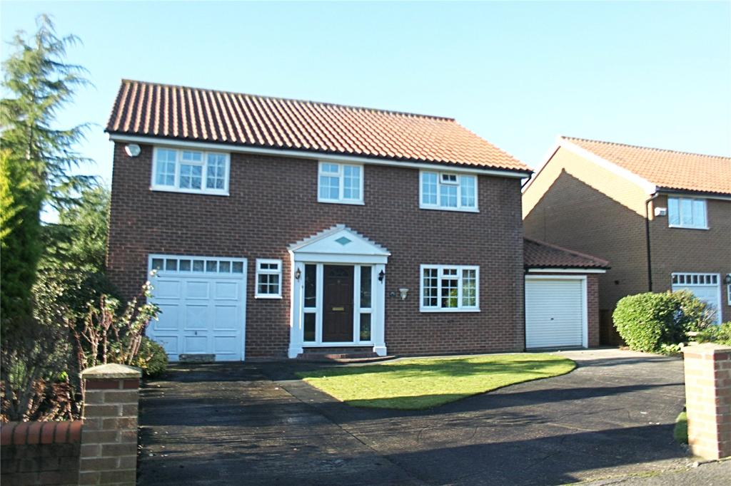 4 Bedrooms Detached House for sale in Dinsdale Drive, Eaglescliffe