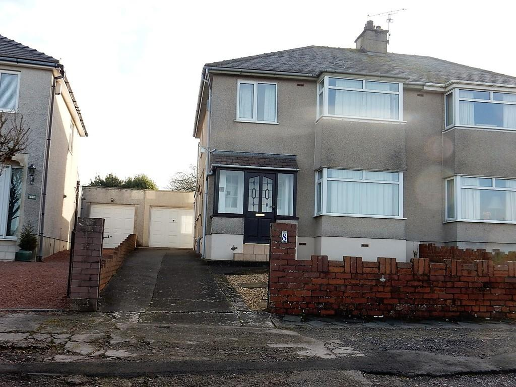 3 Bedrooms Semi Detached House for sale in High Harrington, Workington