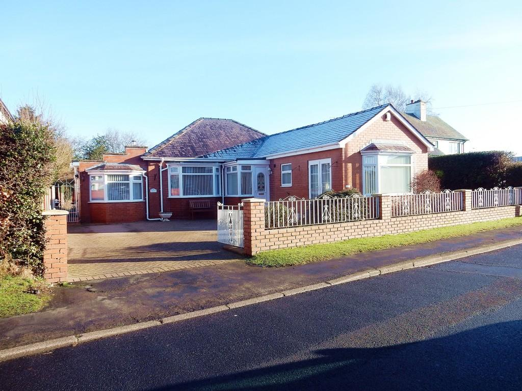 3 Bedrooms Detached Bungalow for sale in Corby Hill, Carlisle
