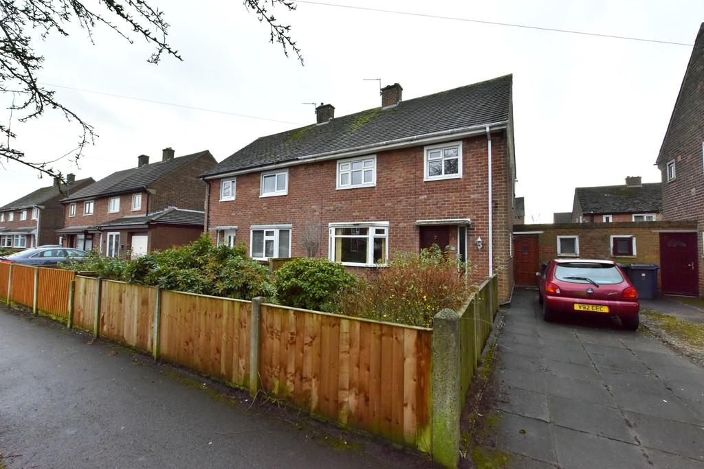 3 Bedrooms Semi Detached House for sale in School Lane, Old Skelmersdale