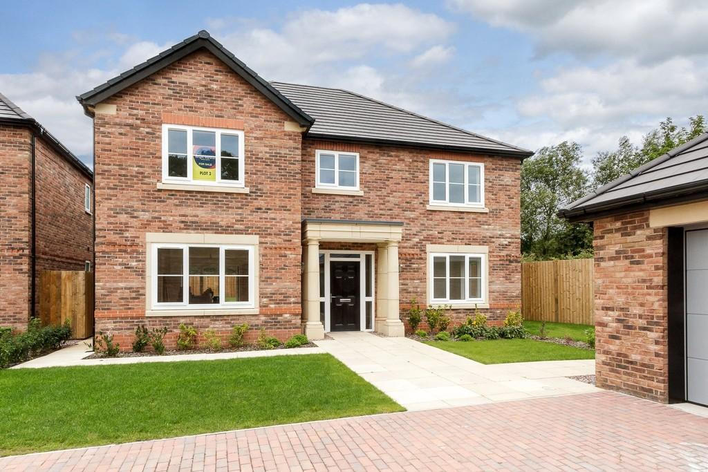 5 Bedrooms Detached House for sale in Nantwich, Cheshire