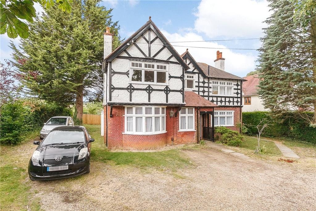 4 Bedrooms Detached House for sale in Eynsham Road, Botley, Oxford, Oxfordshire, OX2