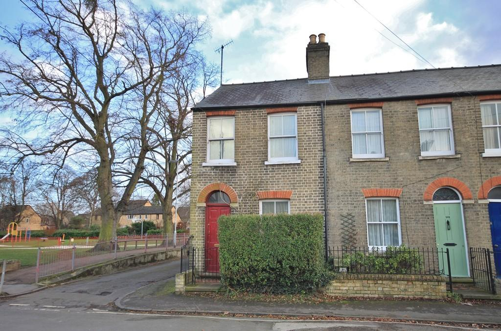 2 Bedrooms End Of Terrace House for sale in Scotland Road, Cambridge