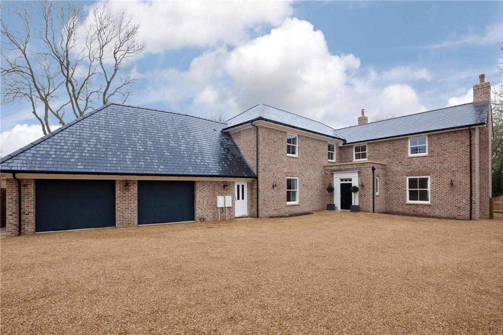 5 Bedrooms Detached House for sale in Cole End Lane, Sewards End, Saffron Walden, CB10