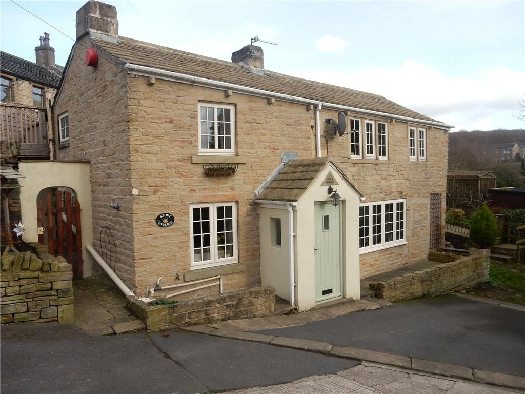 3 Bedrooms Detached House for sale in Rowley Hill, Fenay Bridge, Huddersfield, HD8