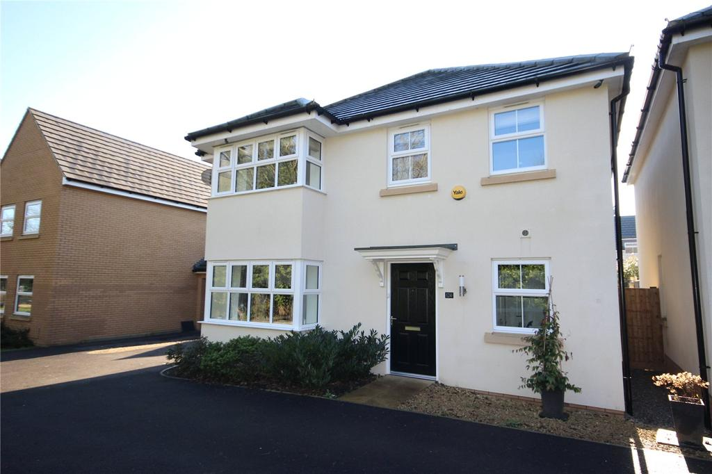 4 Bedrooms Detached House for sale in Oak Leaze, Charlton Hayes, Bristol, BS34