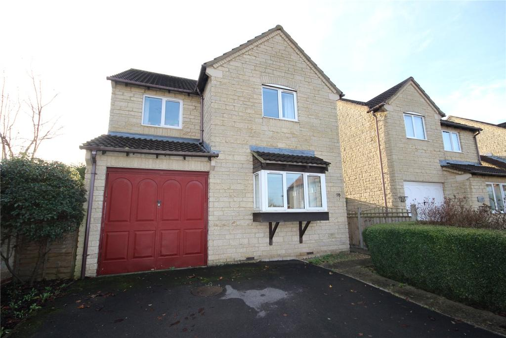 4 Bedrooms Detached House for sale in Cornfield Close, Bradley Stoke, Bristol, BS32