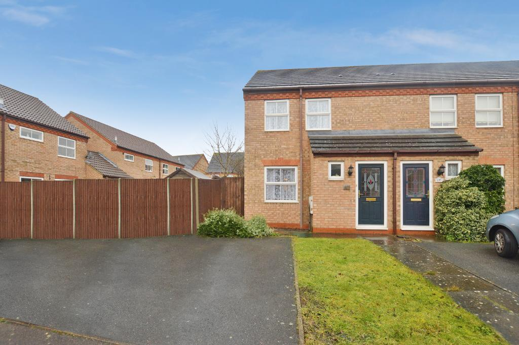 2 Bedrooms End Of Terrace House for sale in Fisher Close, Barton-le-Clay, Bedfordshire, MK45 4NF