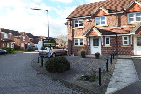 3 bedroom semi-detached house to rent - Elvaston Park, Kingswood, HU7