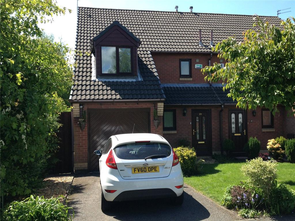 3 Bedrooms Semi Detached House for sale in Inglewood, Liverpool, Merseyside, L12