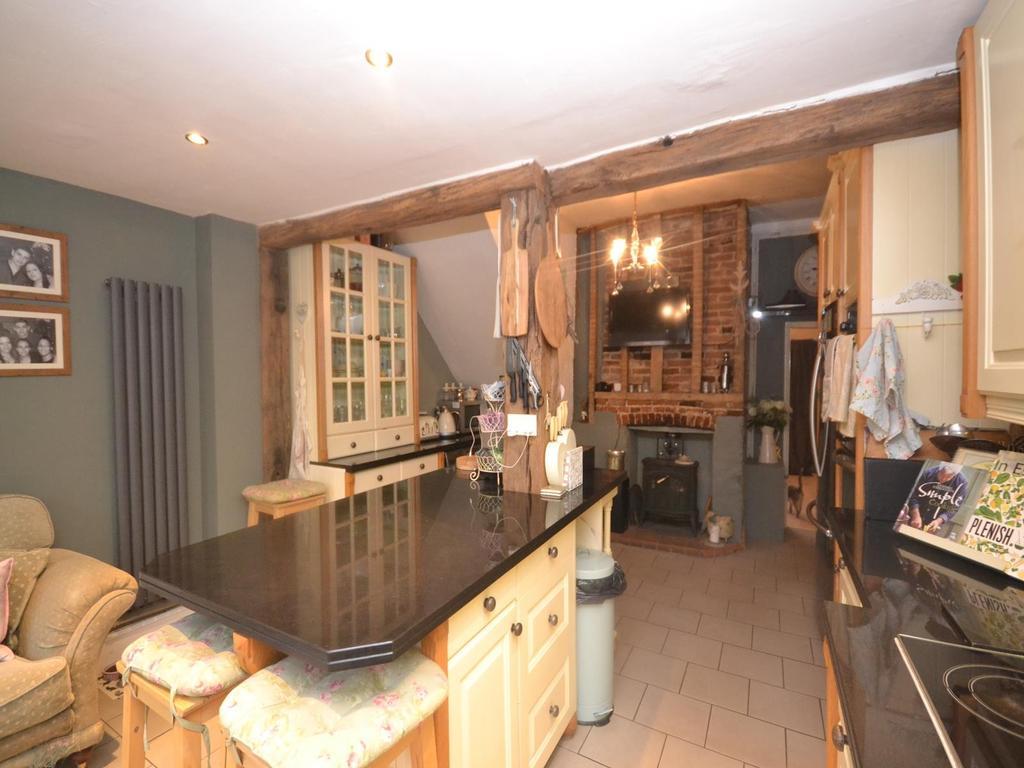 3 Bedrooms Terraced House for sale in Cage End, Hatfield Broad Oak, Bishop's Stortford, Hertfordshire, CM22