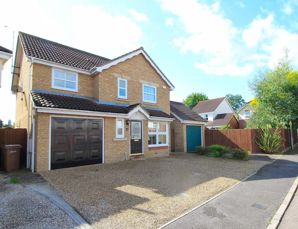4 Bedrooms Detached House for sale in Fortinbras Way, Chelmsford, Essex, CM2