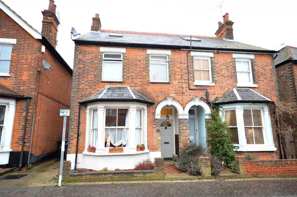 4 Bedrooms Semi Detached House for sale in Victoria Road, Maldon, Essex, CM9