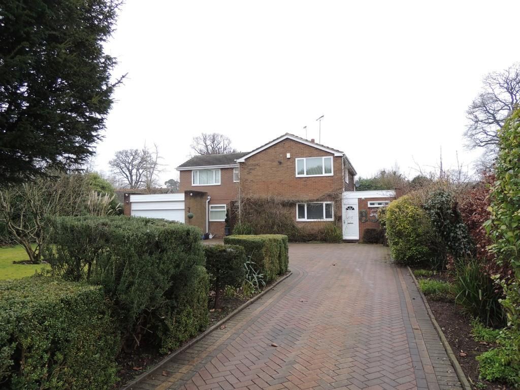 4 Bedrooms Detached House for sale in Dorridge Road, Dorridge