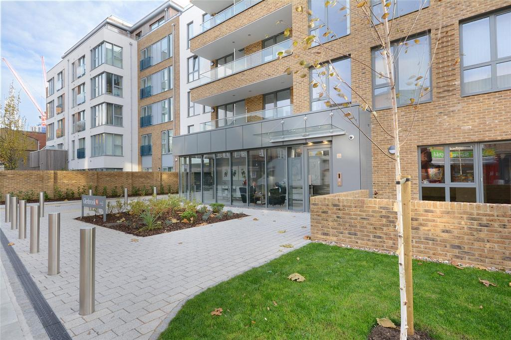 2 Bedrooms Flat for sale in Glenbrook Apartments, 85 Glenthorne Road, Hammersmith, London, W6