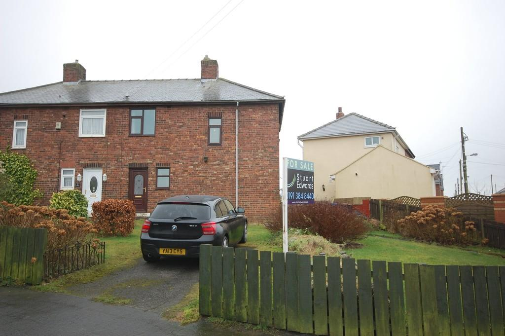 3 Bedrooms Semi Detached House for sale in Luke Avenue, Cassop