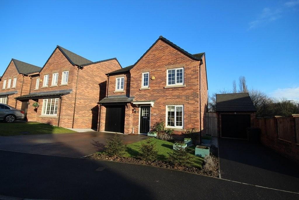 4 Bedrooms Detached House for sale in William Avenue, Great Preston