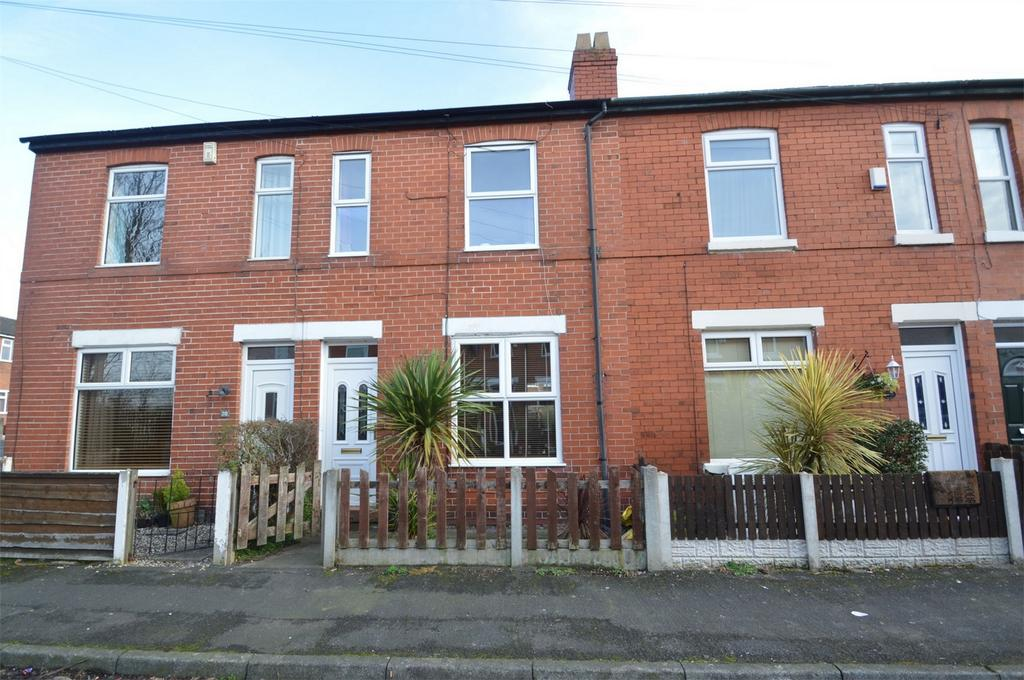 2 Bedrooms Terraced House for sale in Crossley Road, SALE, Cheshire