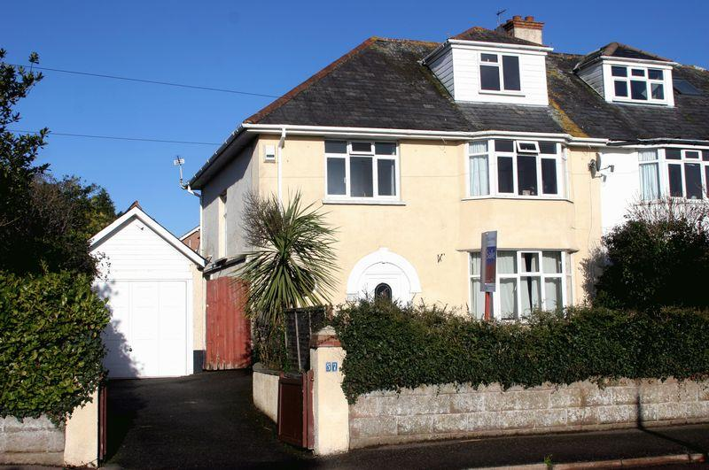 5 Bedrooms Semi Detached House for sale in Phillipps Avenue, Exmouth