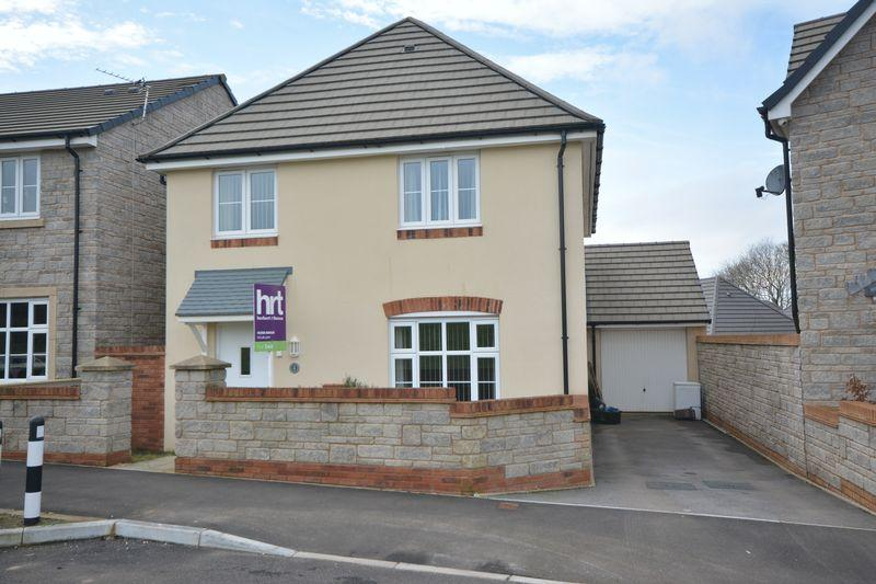 4 Bedrooms Detached House for sale in Maes Gamage, Bridgend