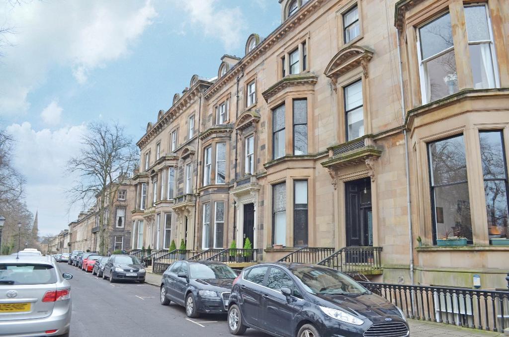 1 Bedroom Flat for sale in Belhaven Terrace, Flat 0/2, Dowanhill, Glasgow, G12 0TF
