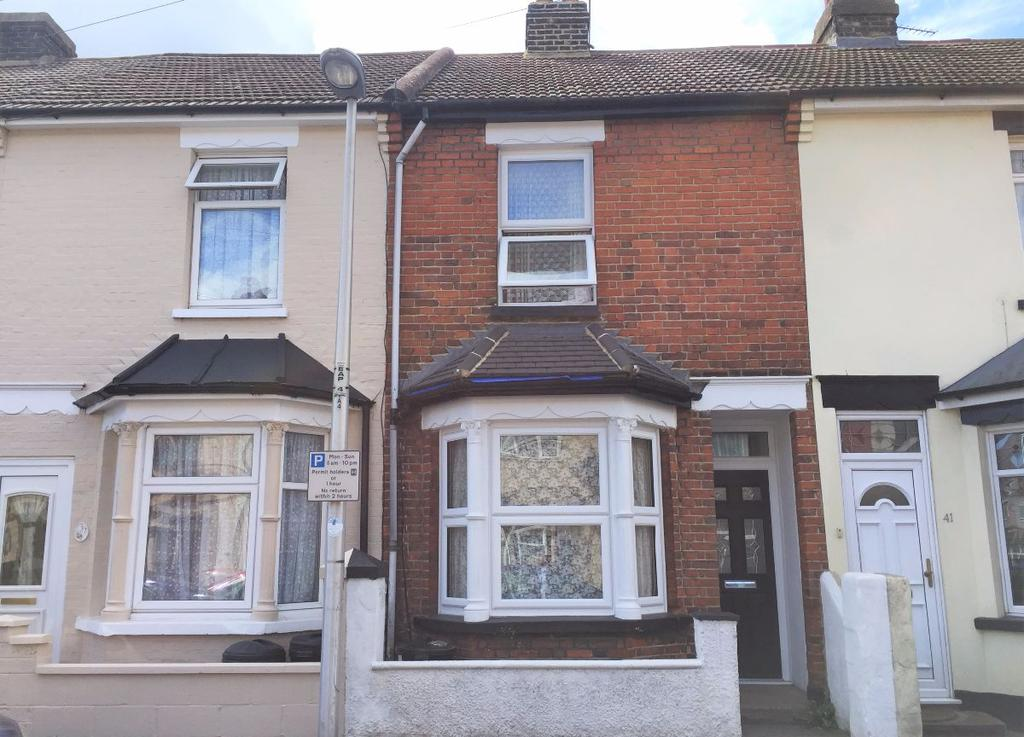 3 Bedrooms Terraced House for sale in 39 Eva Road