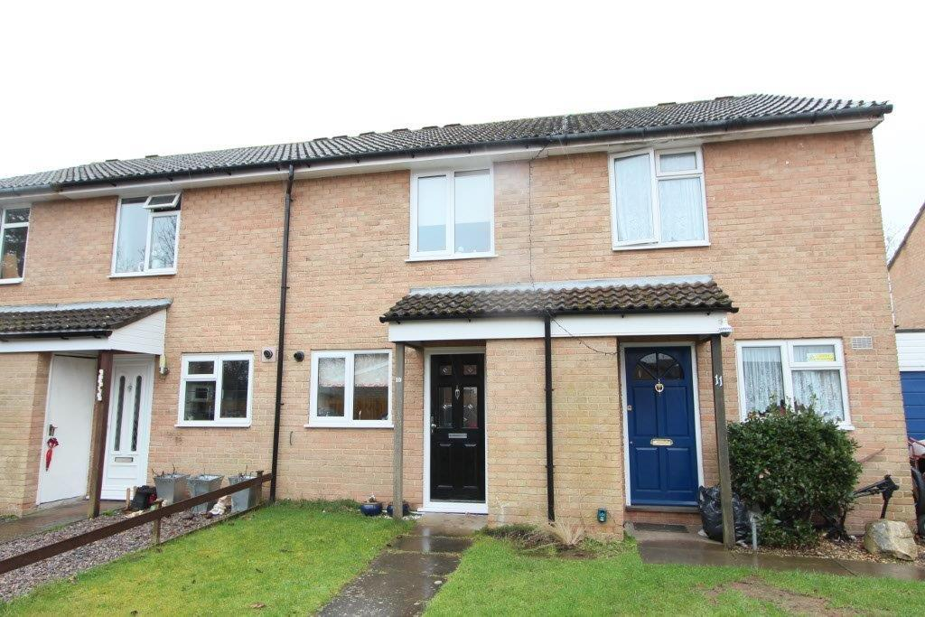 2 Bedrooms Terraced House for sale in Wootton, Netley Abbey SO31