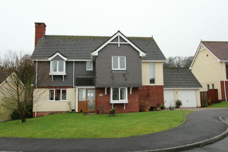 4 Bedrooms Detached House for sale in Sidmouth