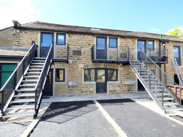 1 Bedroom Apartment Flat for sale in The OId Printworks, Brigg Mount, Cross Hills BD20 8AB