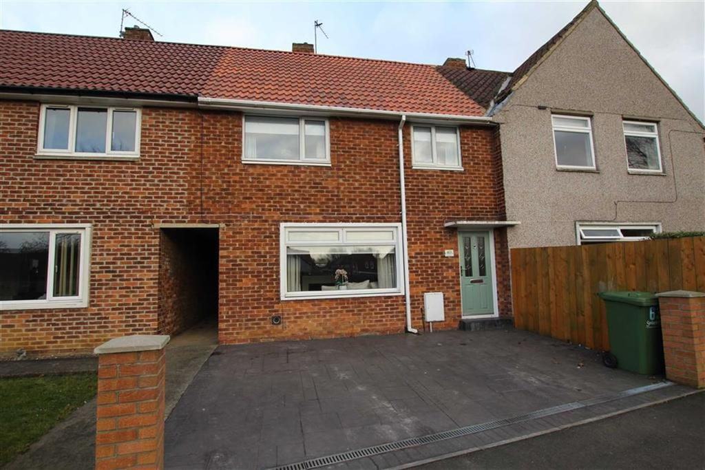 2 Bedrooms Terraced House for sale in Bowes Road, Newton Aycliffe, County Durham