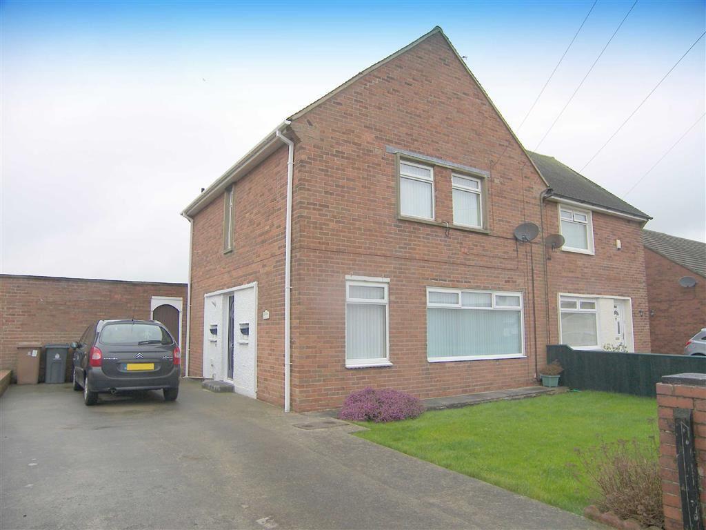 3 Bedrooms Semi Detached House for sale in Ennerdale Road, Marden Estate, Tyne Wear, NE30