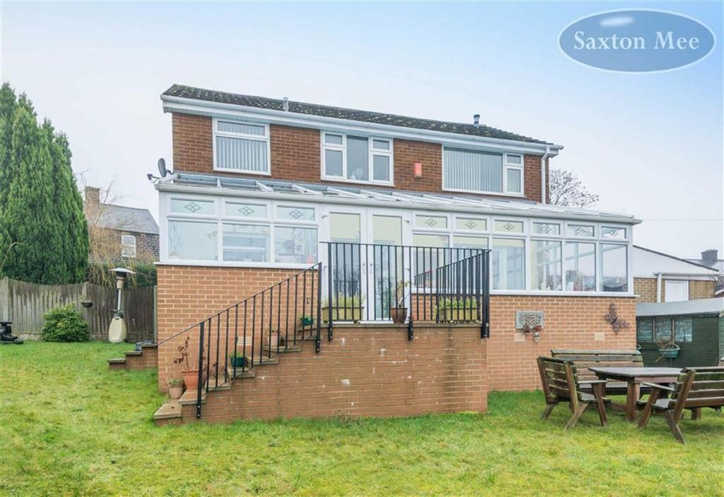 4 Bedrooms Detached House for sale in Victoria Road, Stocksbridge, Sheffield, S36