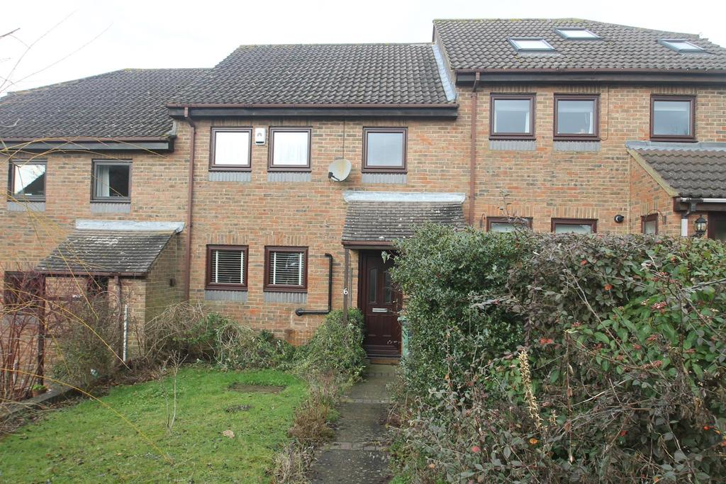 3 Bedrooms Terraced House for sale in St. Martins Close, Detling, Maidstone