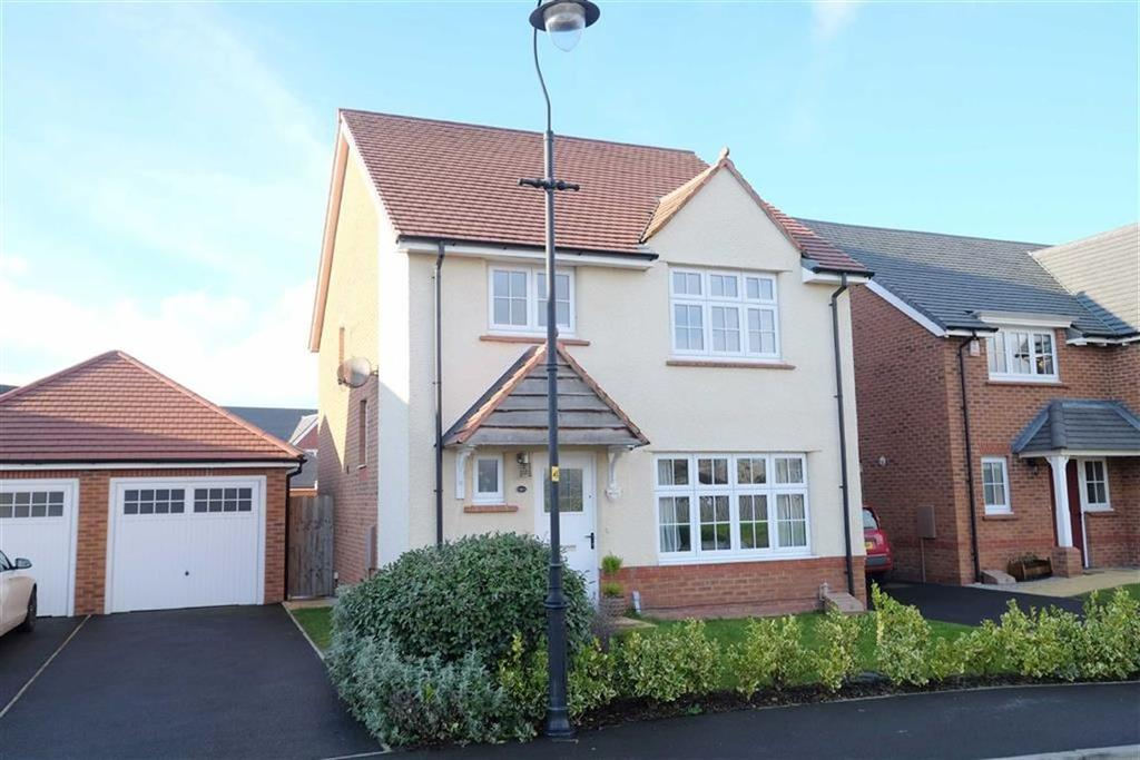 4 Bedrooms Detached House for sale in Victory Boulevard, Lytham Quays, Lytham