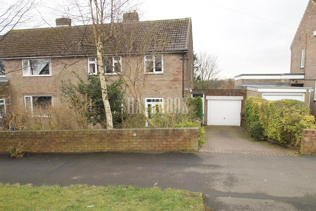 3 Bedrooms Semi Detached House for sale in Redmires Road, Lodge Moor, S10