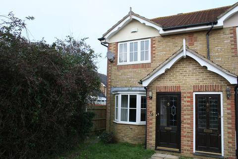 2 bedroom end of terrace house to rent - Manor House Drive, Ashford TN23