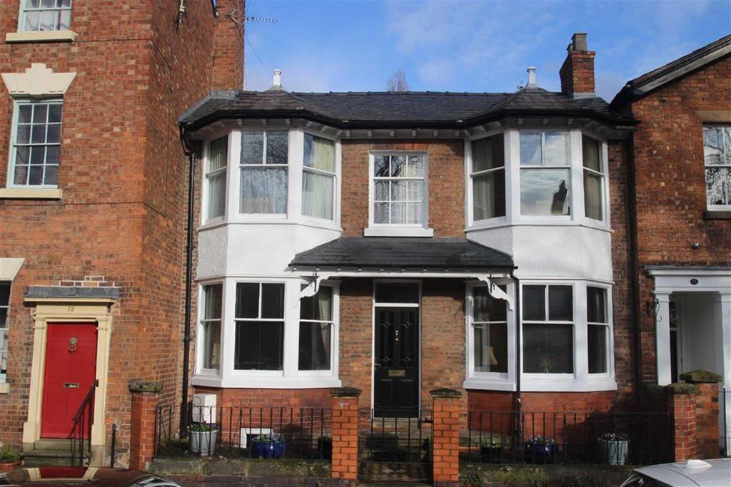 4 Bedrooms Town House for sale in Abbey Foregate, Shrewsbury