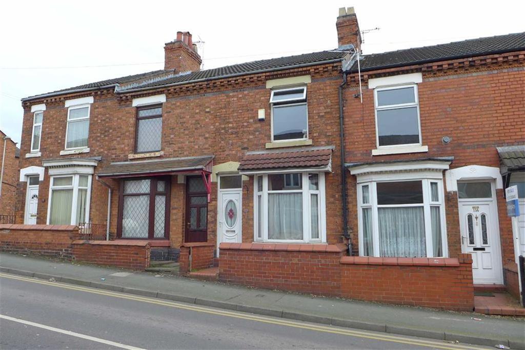 2 Bedrooms Terraced House for sale in Flag Lane, Crewe