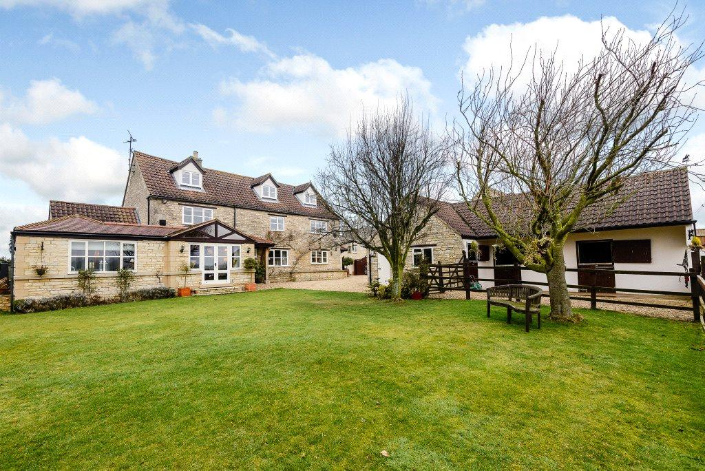 5 Bedrooms Detached House for sale in Ryhall Road, Great Casterton, Stamford, Lincolnshire