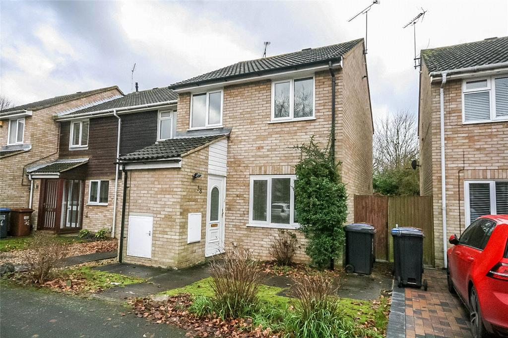 3 Bedrooms End Of Terrace House for sale in Lords Wood, Welwyn Garden City, Hertfordshire