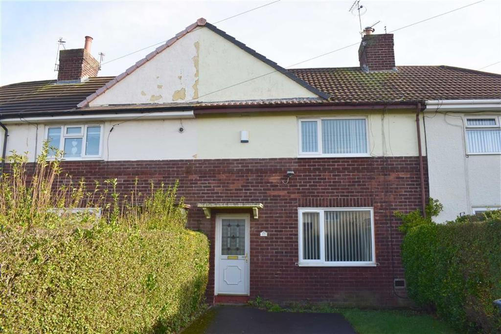 2 Bedrooms Terraced House for sale in Ivy Lane, CH46