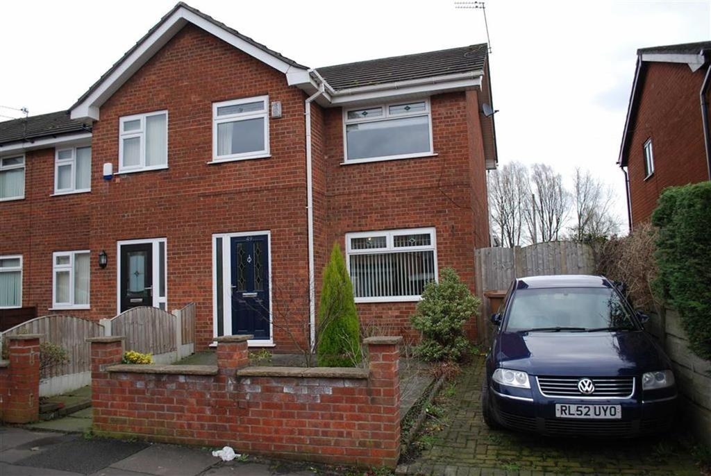 3 Bedrooms Semi Detached House for sale in Greenhill Road, Middleton, Manchester