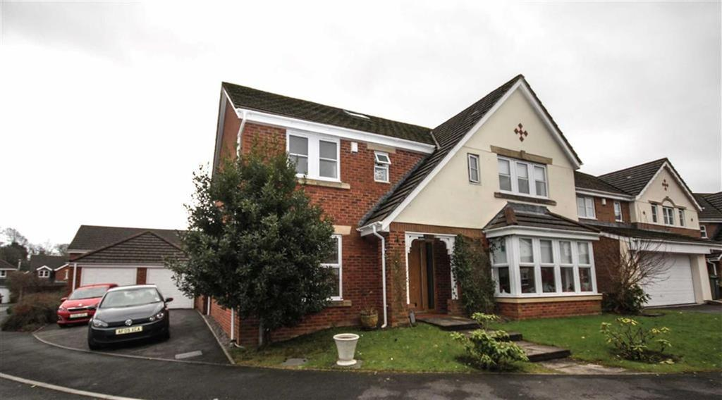 6 Bedrooms Detached House for sale in Ffordd Morgannwg, Cardiff