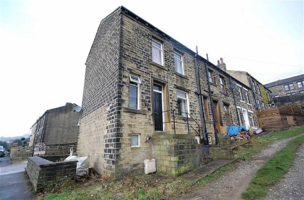 2 Bedrooms Terraced House for sale in Briscoe Lane, Greetland, Halifax, HX4