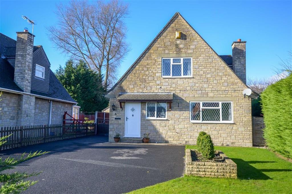 3 Bedrooms Detached House for sale in Llys Cerrig, St Asaph, St Asaph