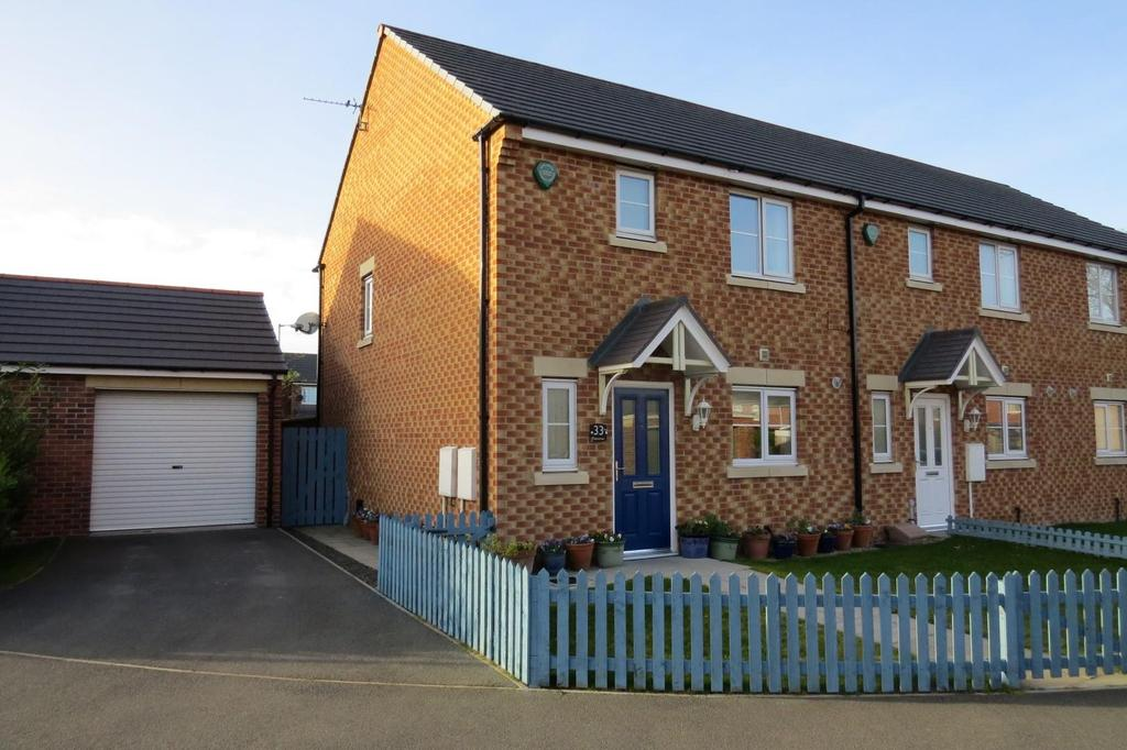 3 Bedrooms End Of Terrace House for sale in Foxcover, Linton