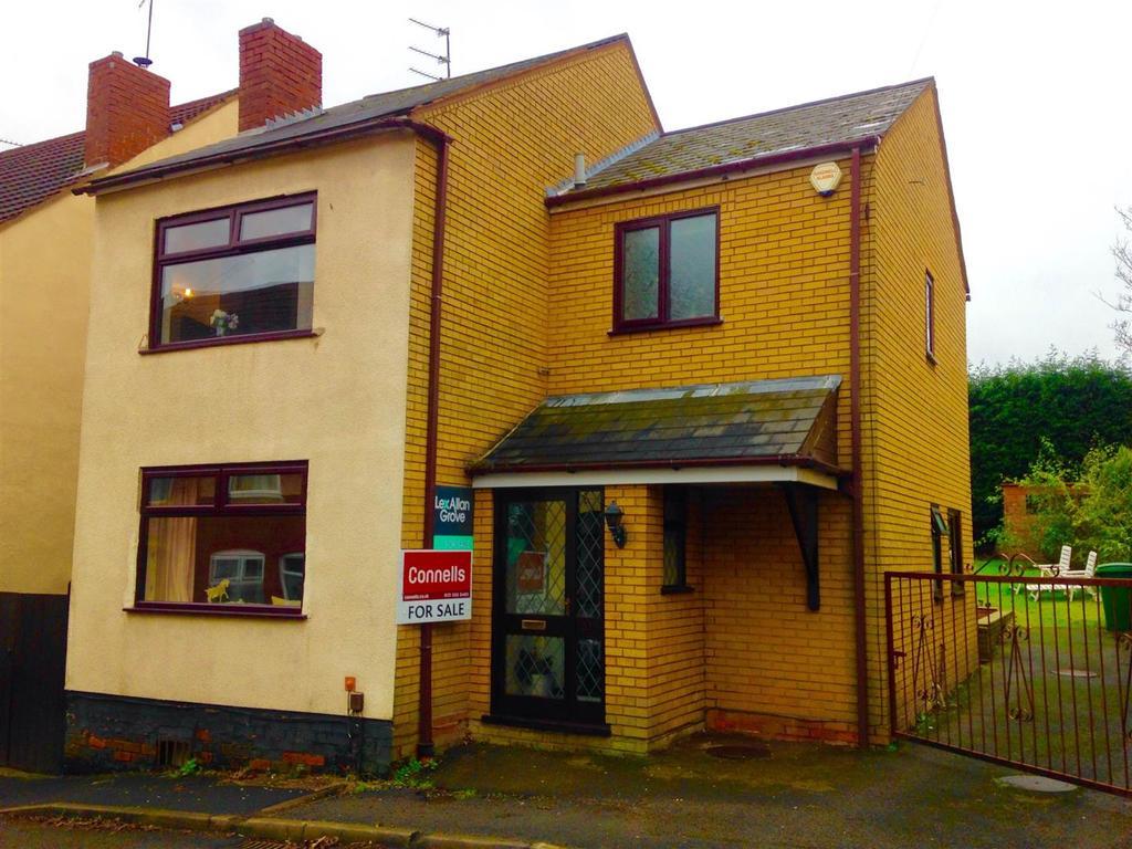 3 Bedrooms Detached House for sale in Intended Street, Halesowen