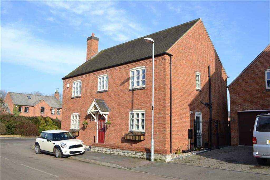 4 Bedrooms Detached House for sale in Congerstone